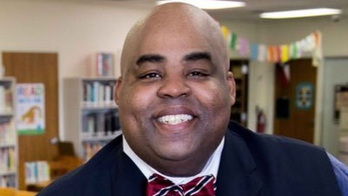 Dr. A. Marcus Nelson (official photo)