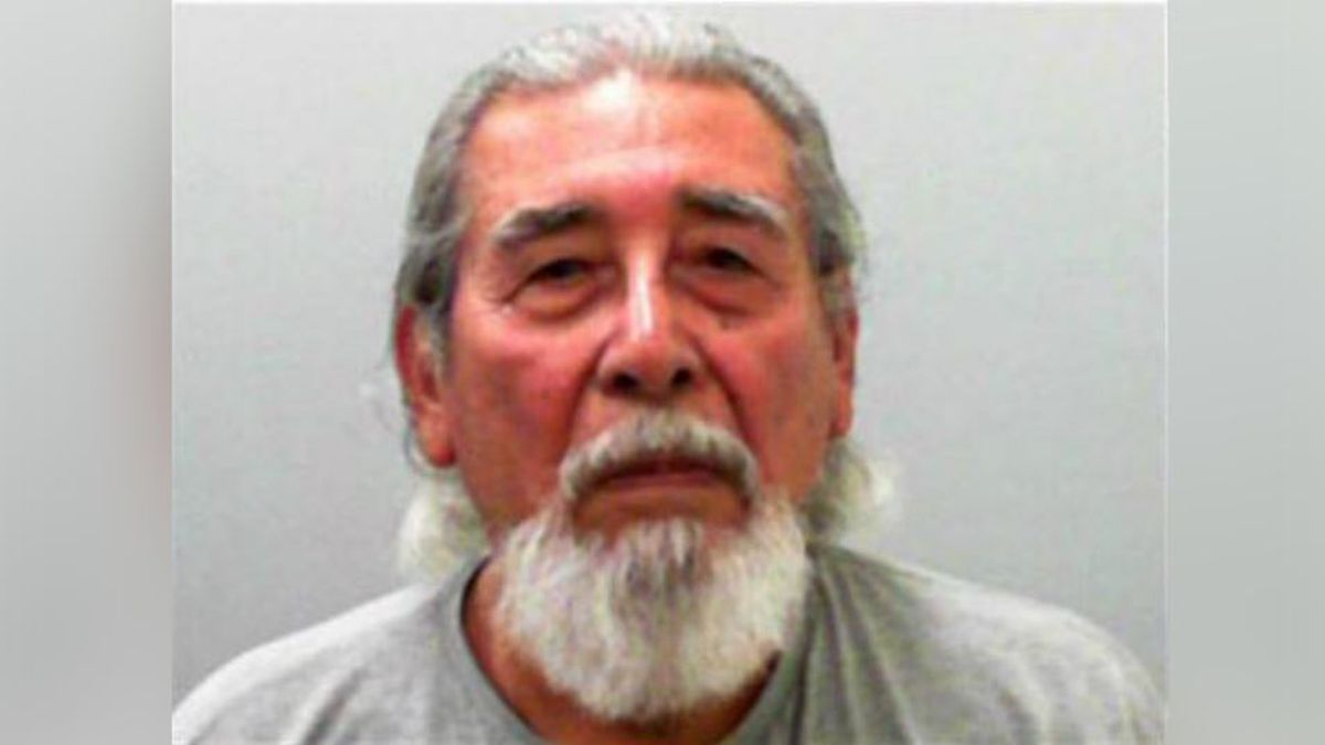 Santiago Vasquez, 84. (Jail Photo)