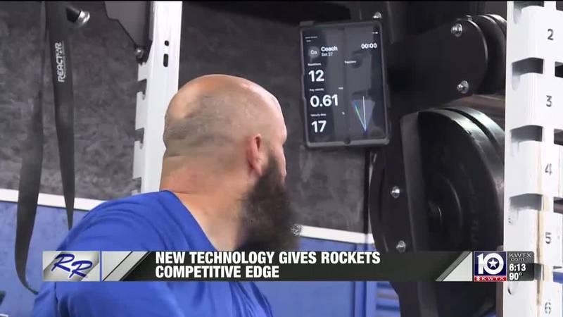 Velocity based training Robinson