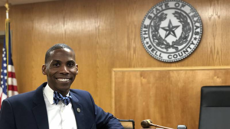 The newest Justice of the Peace in bell county Gregory Johnson took over the reins just over...