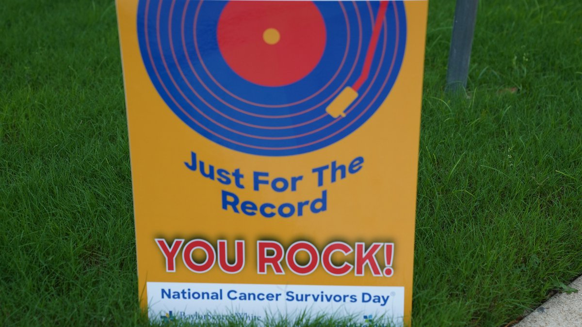 Scott and White Cancer Center  and AdventHealth Central Texas Celebrate National Cancer