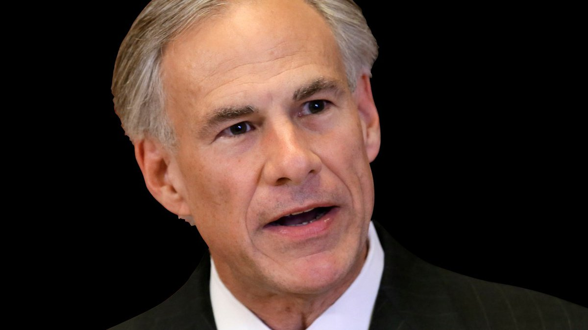 Texas Governor Greg Abbott (File)
