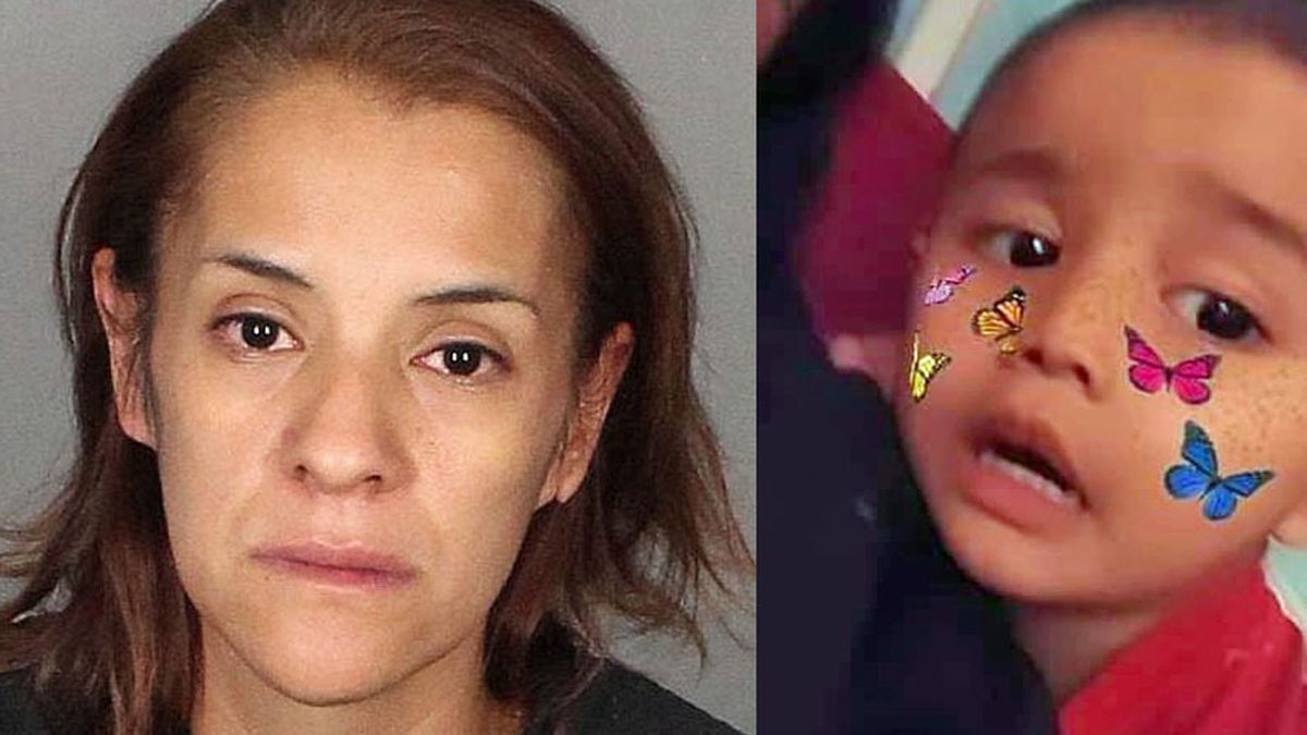 Laura Sanchez told police she last saw her son, Frankie Gonzales, early Monday afternoon in the area of the restrooms near the splash pad in the Pecan Bottoms area of Cameron Park. She was charged Tuesday after the boy's body was found in a dumpster.  (Law enforcement photos)