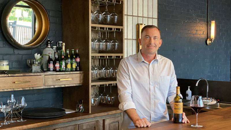 The Boiler Room bar opened this past week at the rear of The Findery in downtown Waco.