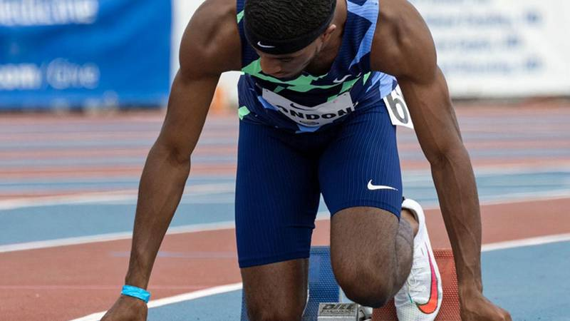 Wil London is an alternate for the 2021 games in the 4x400 relay and 4x400 mixed gender relay.