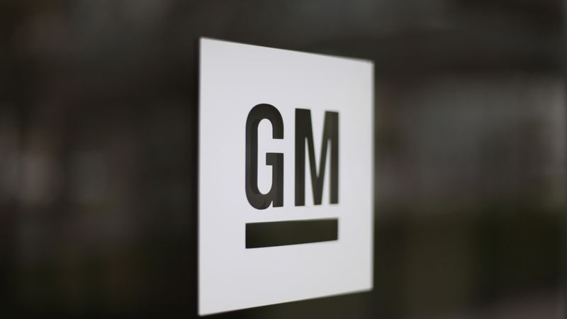 FILE - This Friday, May 16, 2014, file photo, shows the General Motors logo at the company's...