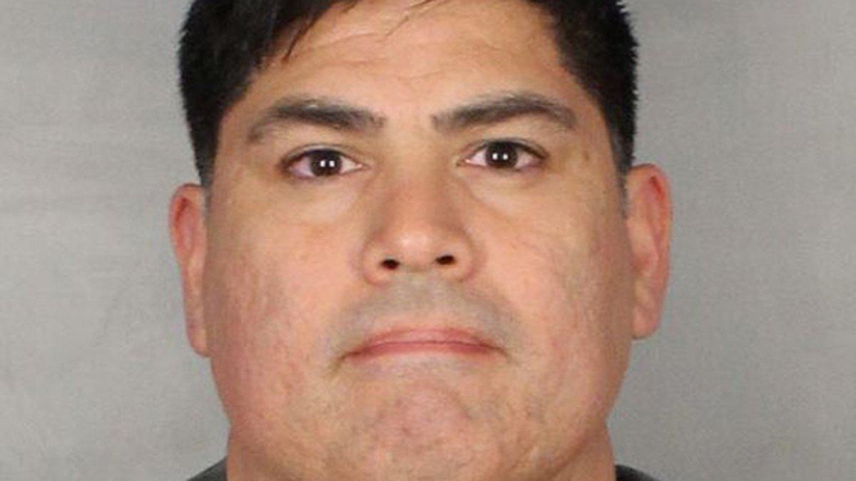 Edward Espinosa. (Jail photo)