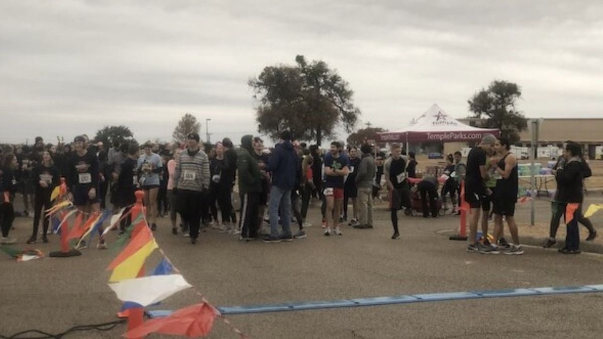 Due to COVID-19, the 10th annual Carlson Law Firm Turkey Trot 5K will be held virtually this...