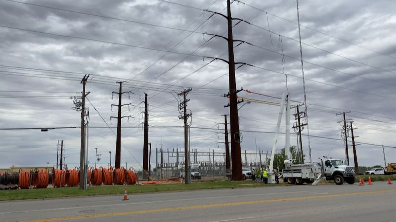 Texas lawmakers are considering a bill that would bail out the state's electricity market.