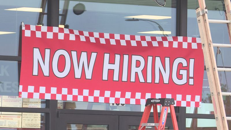 """""""The Texas economy is booming and employers are hiring in communities throughout the state,""""..."""