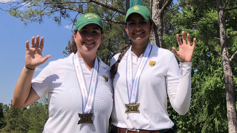 Baylor is headed to the NCAA championships