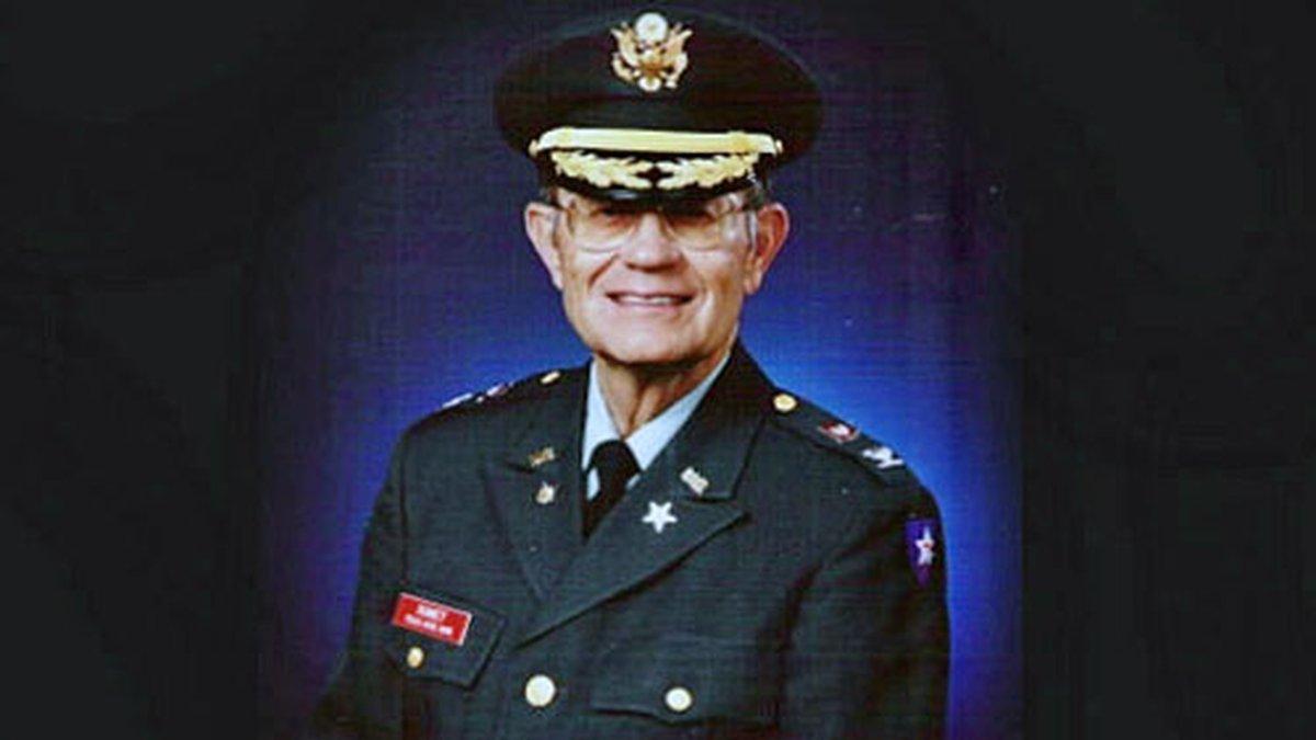 Former Texas A&M Band Director Col. Joe Tom Haney. (File)