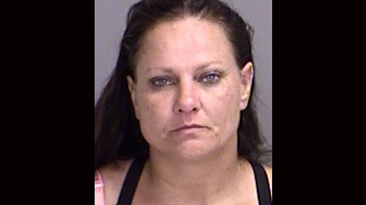 Tina Contreras. (Jail photo)
