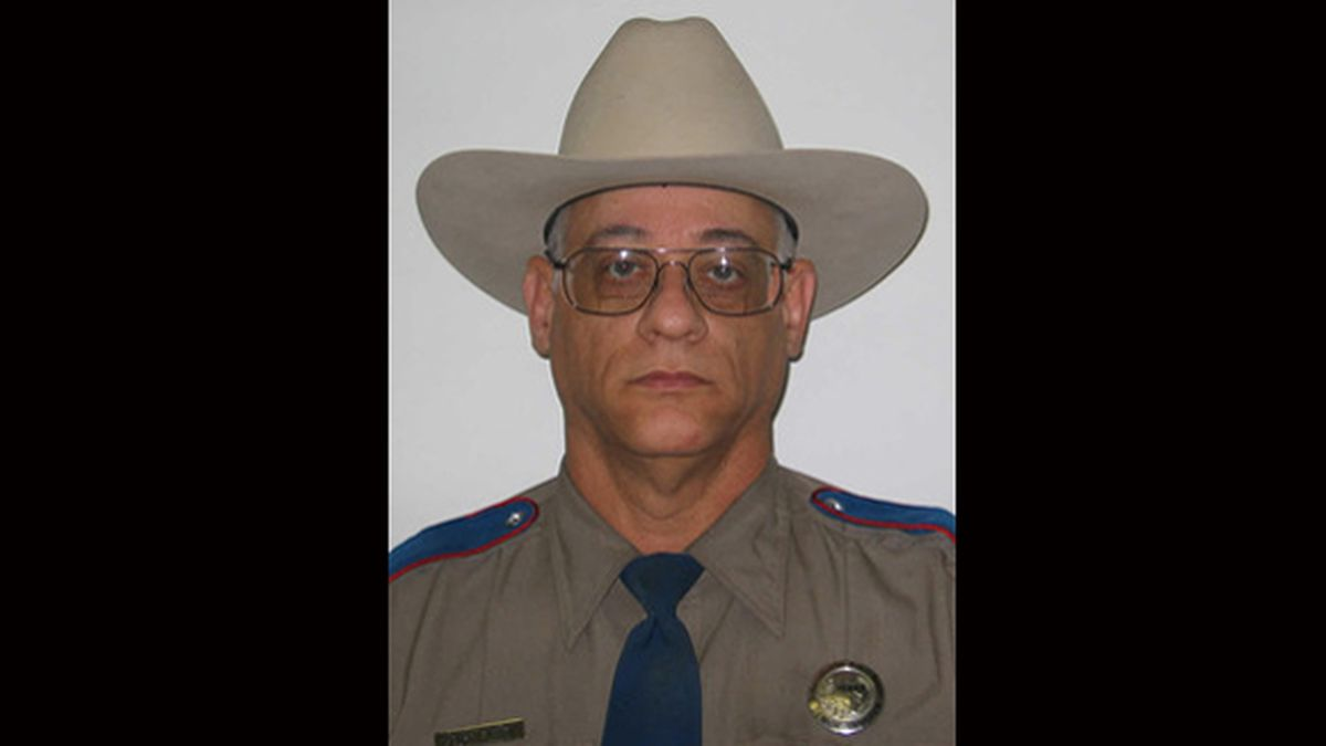 Texas Department of Public Safety Senior Trooper Thomas Nipper. (DPS photo)