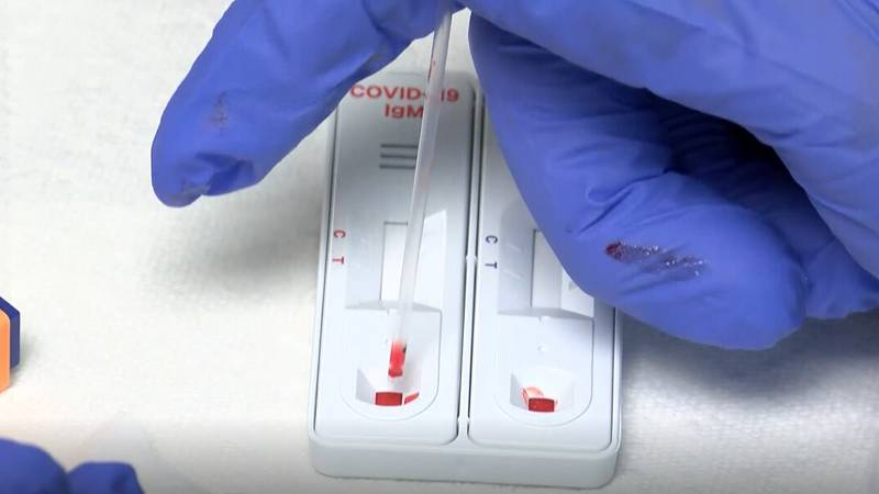 Fewer than 90 new confirmed case of COVID-19 were reported Wednesday in Central Texas, but...