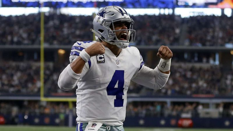 Dallas Cowboys quarterback Dak Prescott & his team open the season on Thursday Night Football...