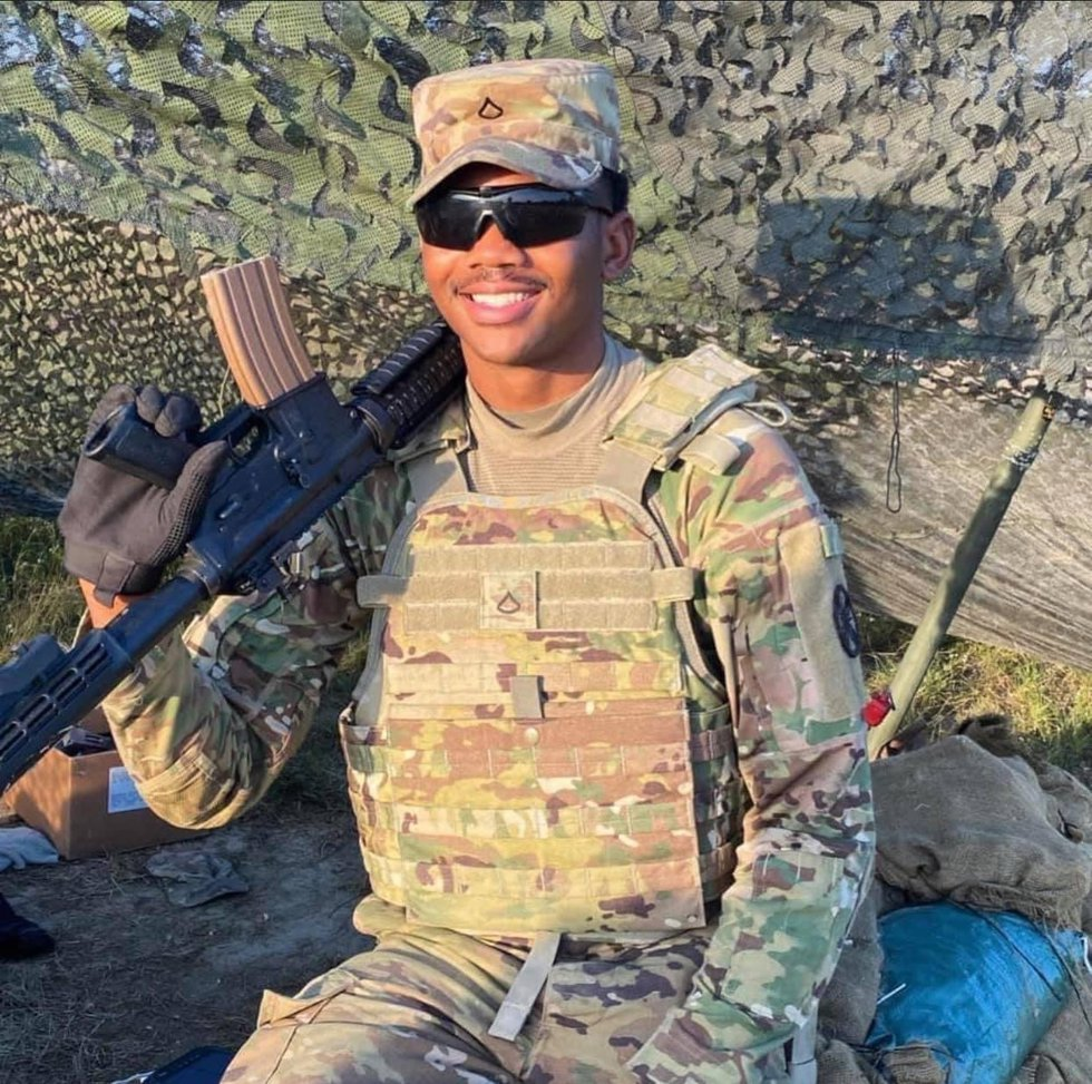 Private First Class Gregory Ellis was an active duty Soldier assigned to 13th Expeditionary...