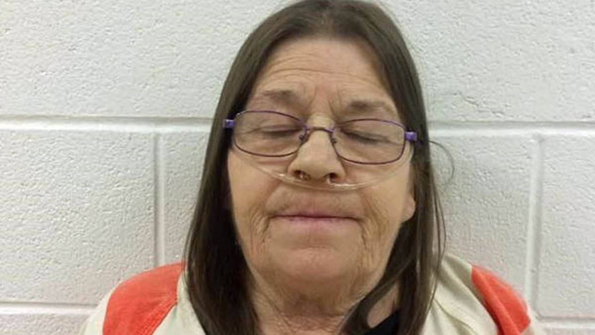 Mary Elizabeth Jacoby. (Mexia Police Dept. photo)