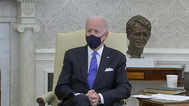 Biden focused on gender equity during his campaign and promised to strengthen Title IX if he...