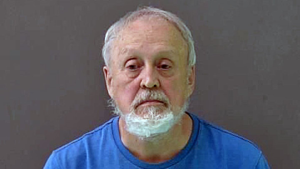 Bell County deputies arrested Chesley Nunley, Jr., on Tuesday.