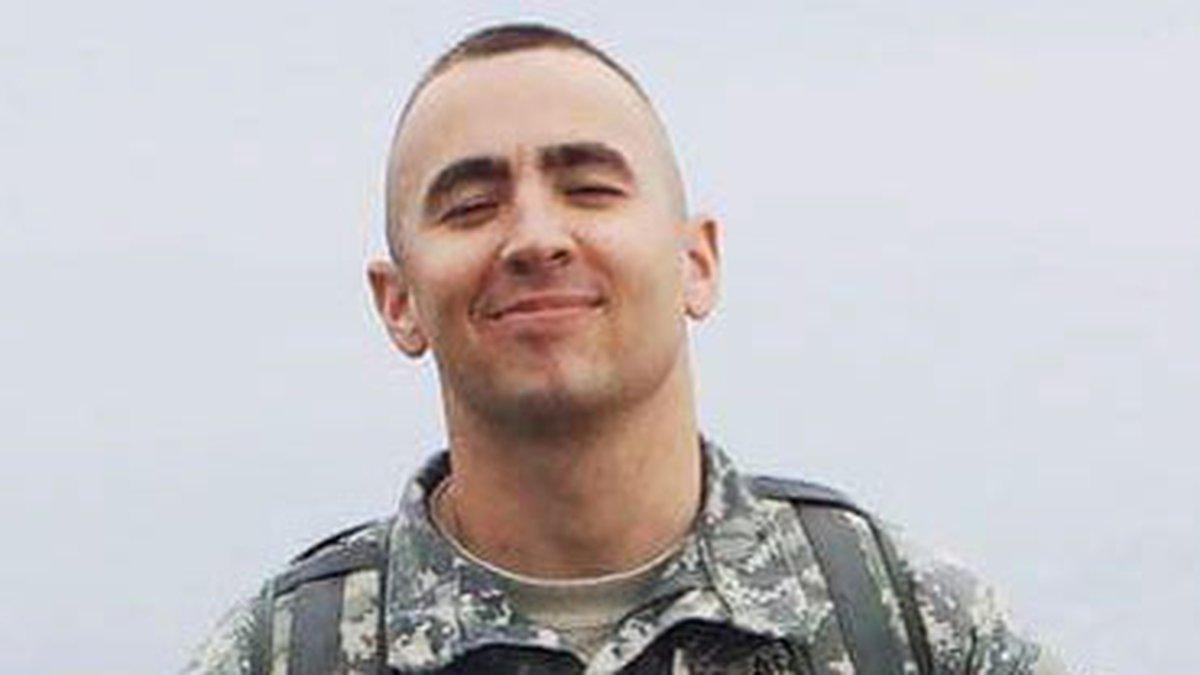 Sgt. Sean McGregor Vanderwal (Fort Hood photo)