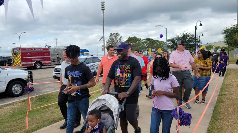 Since the COVID-19 pandemic began, Killeen police has reported an increase in domestic violence...
