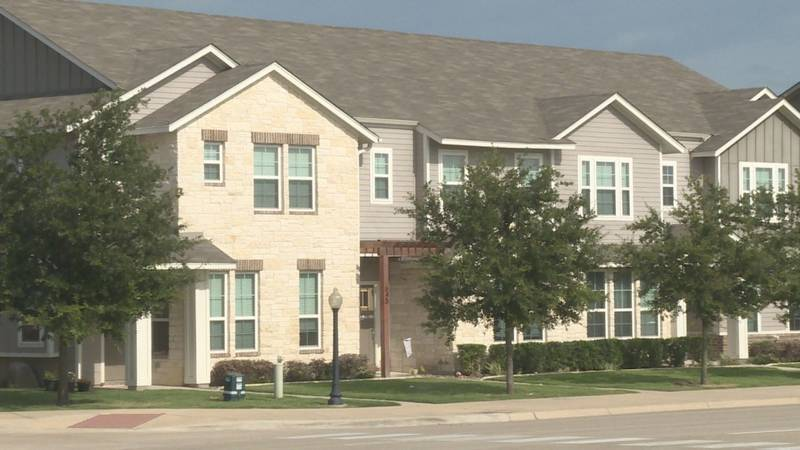 Texas Housers say nearly a million people are currently behind on their rent or mortgage, while...