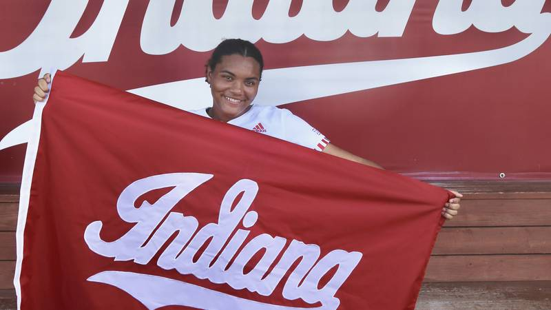 Midway First Baseman Tristian Thompson (Class of 2023) has committed to play softball for...