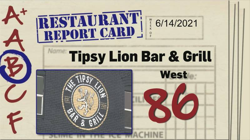 Restaurant Report Card 7.1.21