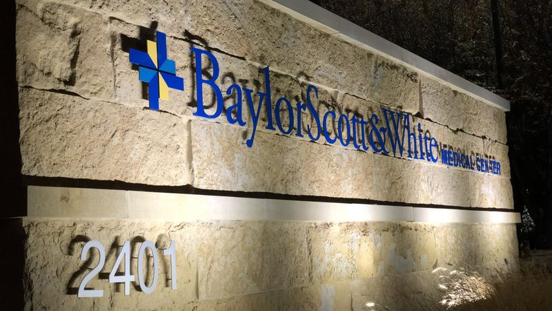 More than 3,000 COVID-19 vaccines will be distributed to Baylor Scott & White in Temple on...