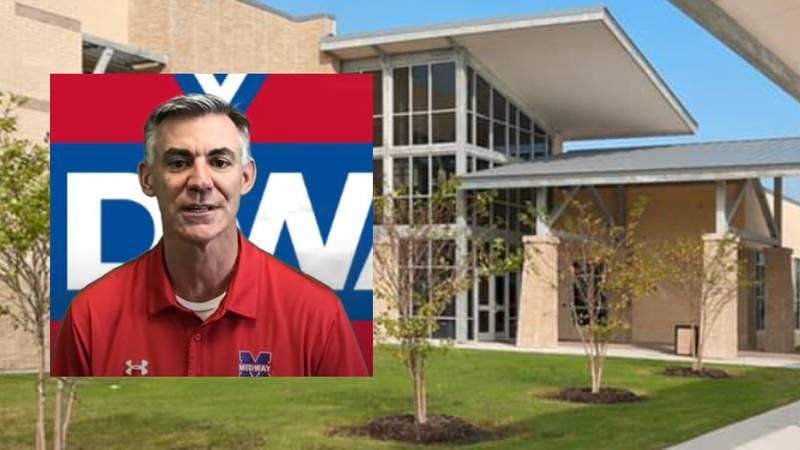 River Valley Intermediate Principal Paul Offill