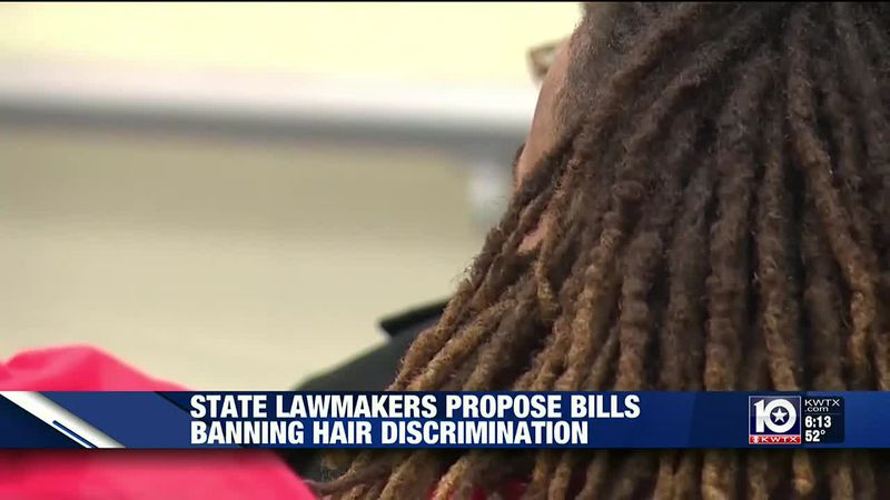 State lawmakers propose hair discrimination ban