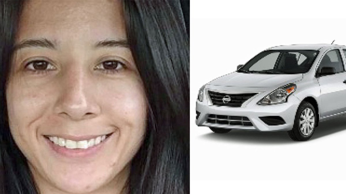 Felisa Paulina Ruiz may be traveling in a white 2017 Nissan.