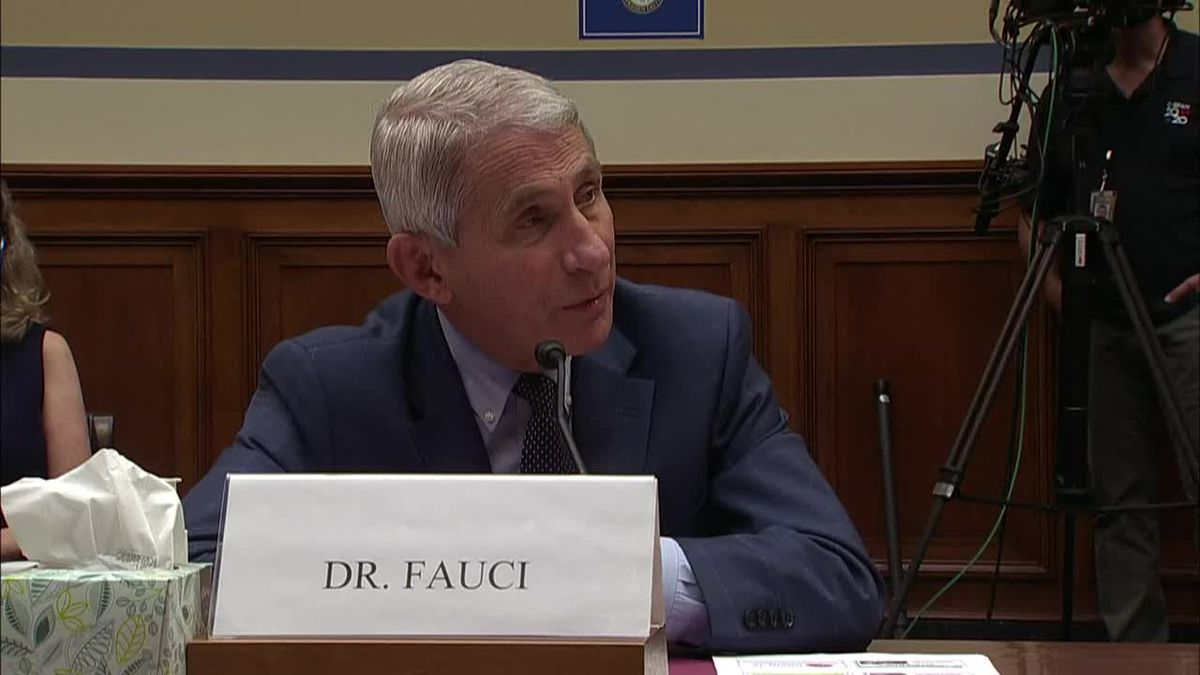 Dr. Anthony Fauci has told lawmakers that once a coronavirus vaccine is approved as safe and...
