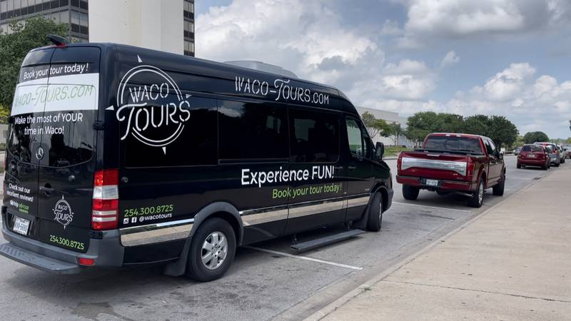 """TripAdvisor recently named Waco Tours the """"No. 4 Top Overall Experience - United States"""". In..."""