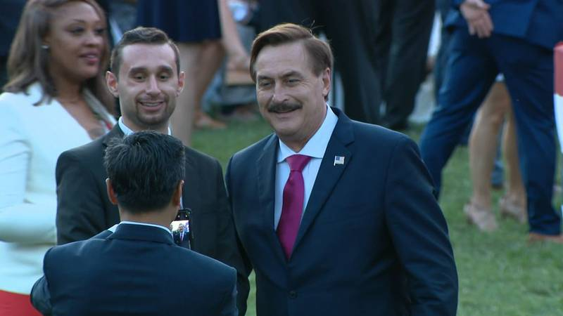 Mike Lindell has publicly promoted Trump's false allegations of widespread voter fraud in the...