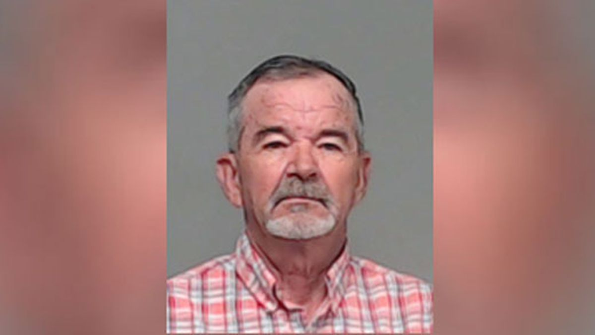 James McCarter turned himself in to the Tom Green County Sheriff's Office Tuesday morning. (Tom...