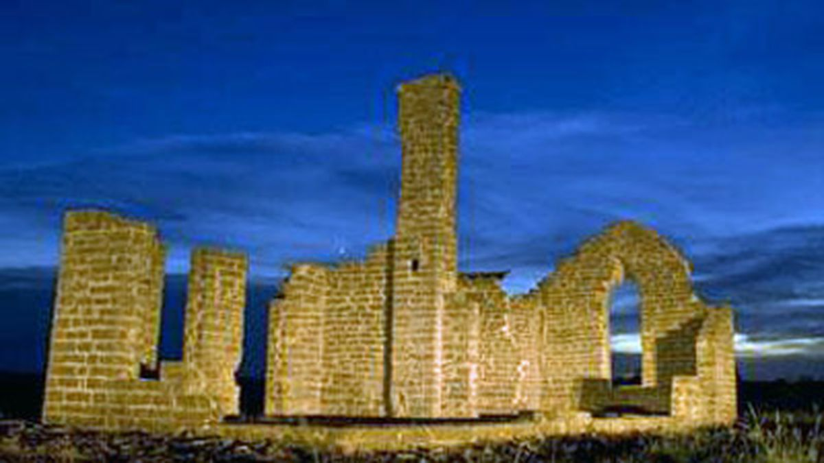 Fort Griffin.  (Texas Historical Commission photo)