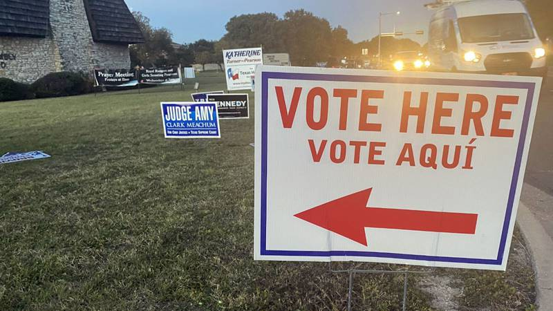 Tuesday is National Voter Registration Day, and if Texans want to vote in this November's...