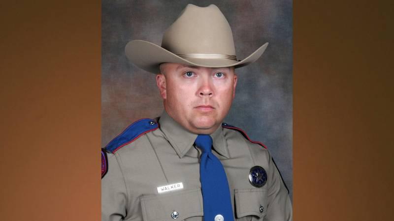 DPS Trooper Chad Walker.