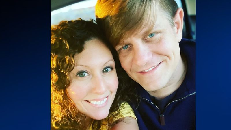 Christopher Grider was picked up by his wife from the Grady County Jail in Chickasha, Oklahoma...
