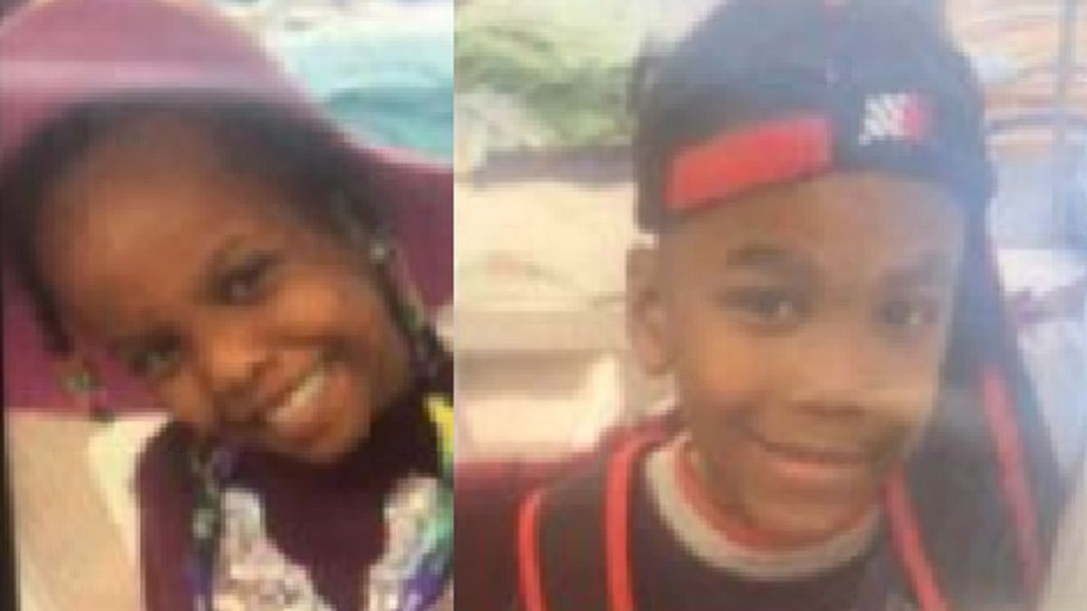 Amber Alert Update Children Inside Stolen Car Found Safe