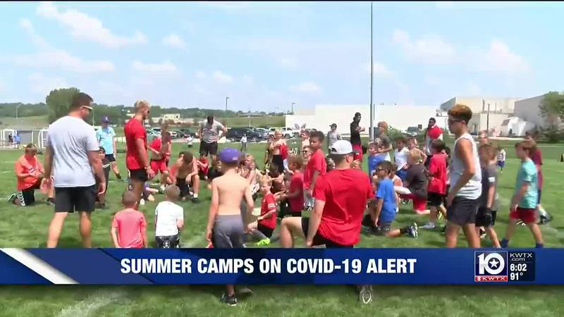 Summer Camp in Central Texas