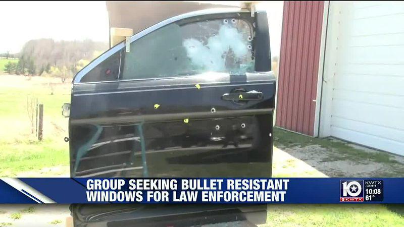 bullet resistant windows