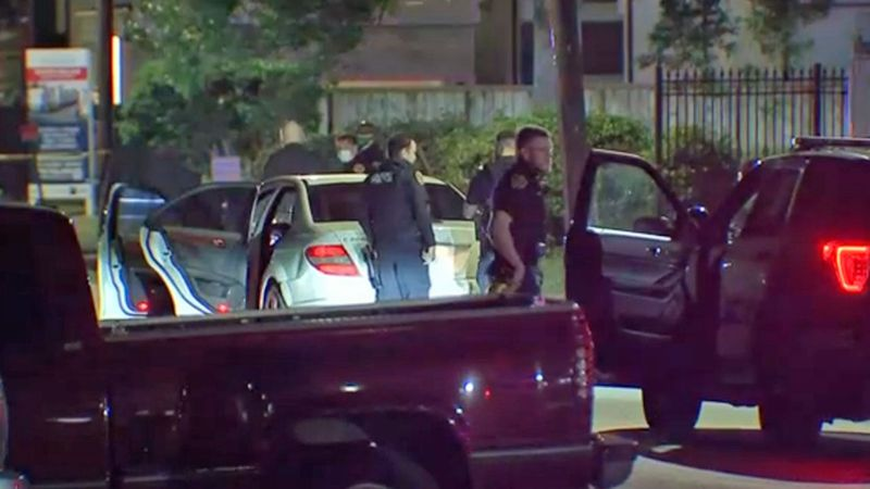 Two people are dead and three others are injured after an early-morning shooting in Houston.
