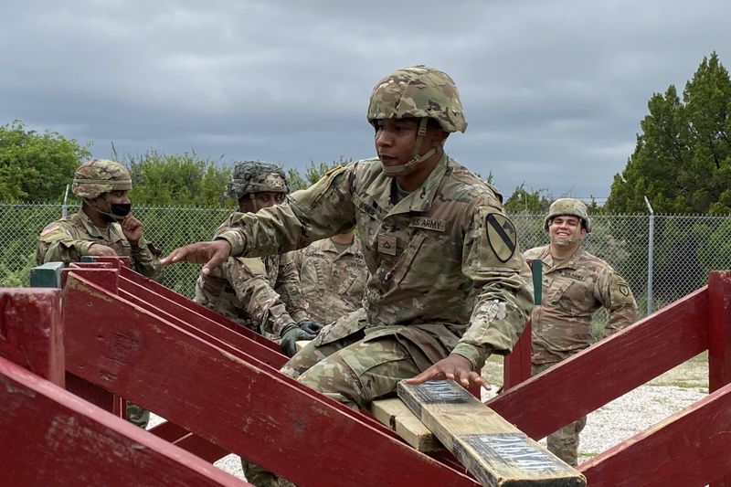 As part of the People's first initiative, Fort Hood gave some inside access Wednesday into...