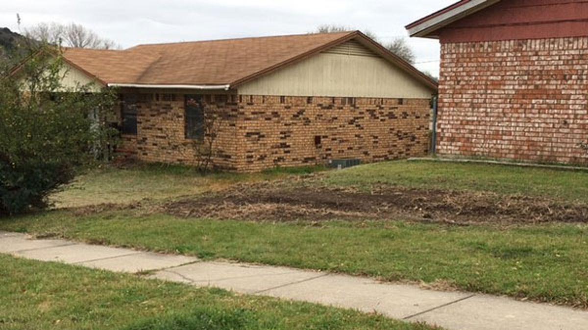 The girl was outside her home in the 1400 block of Dryden Avenue in Copperas Cove when the dog bit her. (Photo by Nia Harden)
