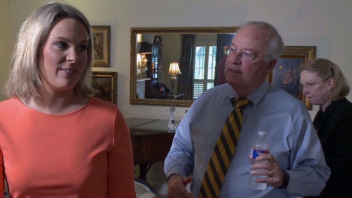 Crisis management specialist Merrie Spaeth (right), and former Baylor President Ken Starr...