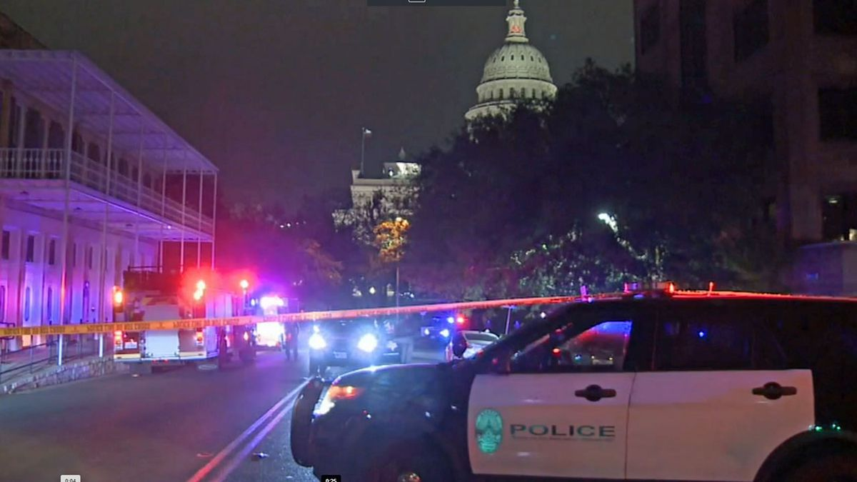 A 50-year-old man whom a DPS trooper ran over early Thursday near the Texas Capitol died at the...