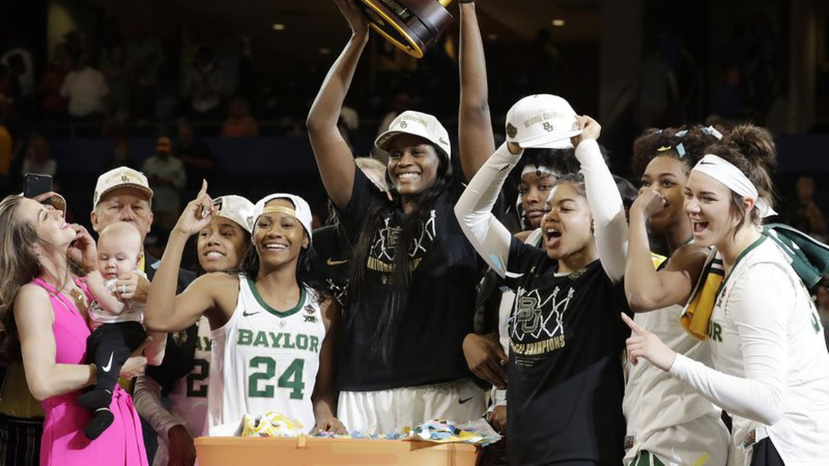 The Lady Bears are still the defending NCAA champions after their win in Tampa in 2019. (File)